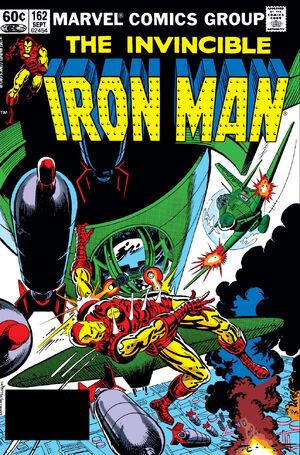 Iron Man Vol 1 162