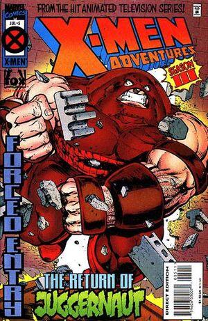 X-Men Adventures Vol 3 5