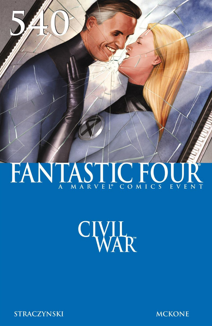 Fantastic Four #540