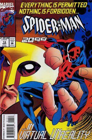 Spider-Man 2099 Vol 1 13