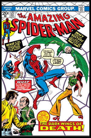 Amazing Spider-Man Vol 1 127