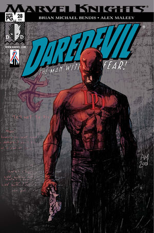 Daredevil Vol 2 28