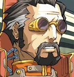 Anthony Stark (Earth-2301) from Marvel Mangaverse Avengers Assemble Vol 1 1 001
