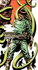 Professor Squid (Earth-20007) from Marvels Comics Group Spider-Man Vol 1 1