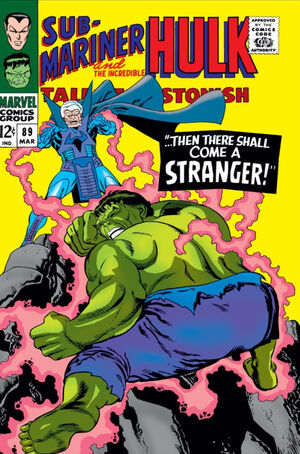 Tales to Astonish Vol 1 89