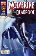 Wolverine and Deadpool Vol 1 122