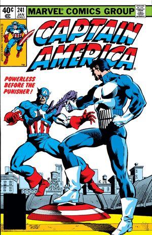 Captain America Vol 1 241