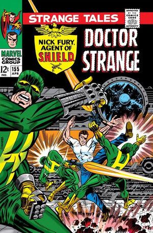 Strange Tales Vol 1 155