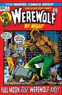 Werewolf by Night Vol 1 1
