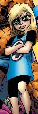 Valeria Richards (Earth-616) from Secret Invasion Fantastic Four Vol 1 3 001