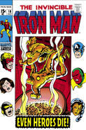 Iron Man Vol 1 18