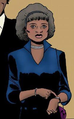 Martha Robertson (Earth-616) from Amazing Spider-Man Vol 1 655 0001