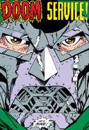 Victor von Doom (Earth-616) from Amazing Spider-Man Vol 1 350 001
