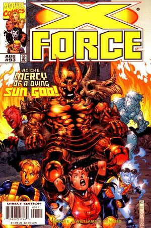 X-Force Vol 1 93
