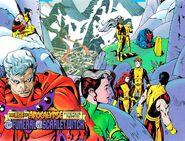 X-Men Chronicles Vol 1 2 Pinup 4