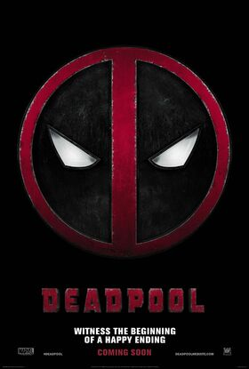 Deadpool (film) poster