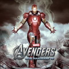 Iron Man's new armor.