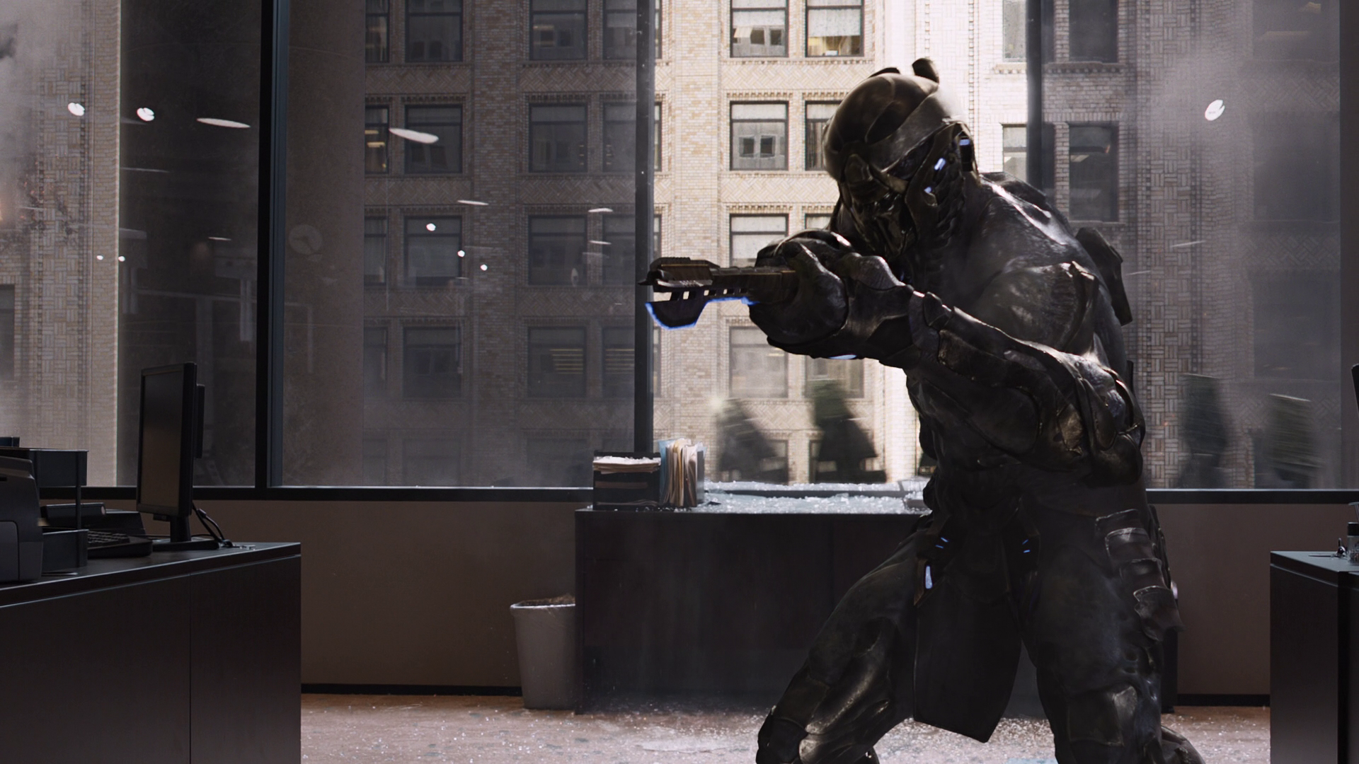 Hot Toys Reveals 1/6 Scale Chitauri Action Figures
