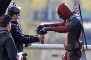 Deadpool Filming 31