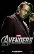 TheAvengers BruceBanner Poster