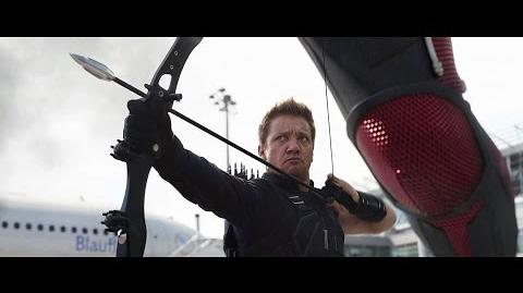Hawkeye - Fight Moves Compilation HD