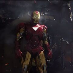 Iron Man goes to capture <a href=