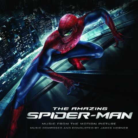 File:The Amazing SpiderMan soundtrack.jpg