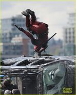 Deadpool Filming 9