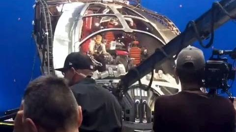 GUARDIANS OF THE GALAXY 2 Behind the Scenes Instagram (2016) Chris Pratt Marvel Movie HD