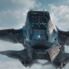 The Helicarrier cloaking