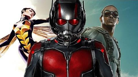 Ant-Man - Spoilers With Michael Douglas, Kevin Feige and Peyton Reed