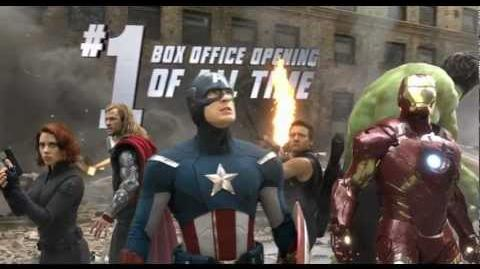 Marvel's The Avengers TV Spot 12