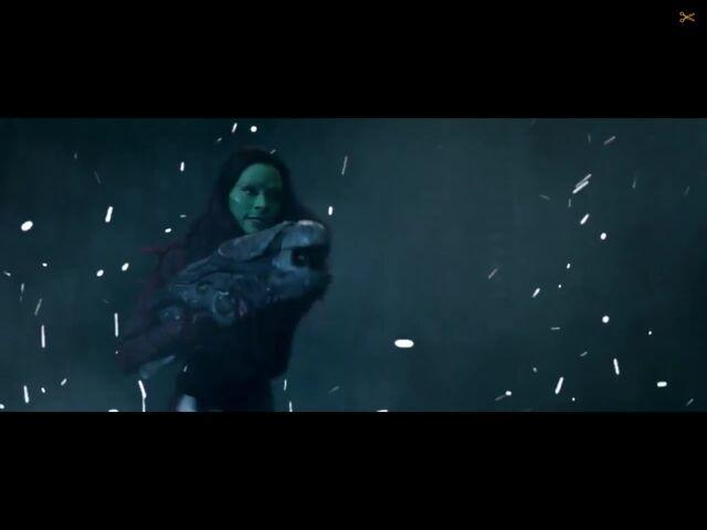 File:Gamora Holding Blaster.jpg
