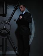 Agent Tyler (Earth-199999) 001