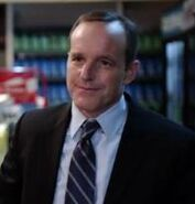 Phil Coulson Thor's Hammer