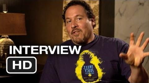 Iron Man 3 Interview - Jon Favreau (2013) - Robert Downey Jr