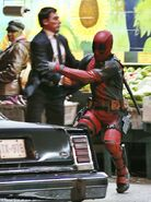 Deadpool reshoots 8