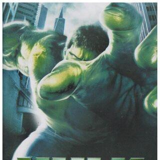 Hulk<br />UK DVD