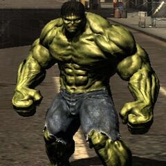 Movie version Hulk