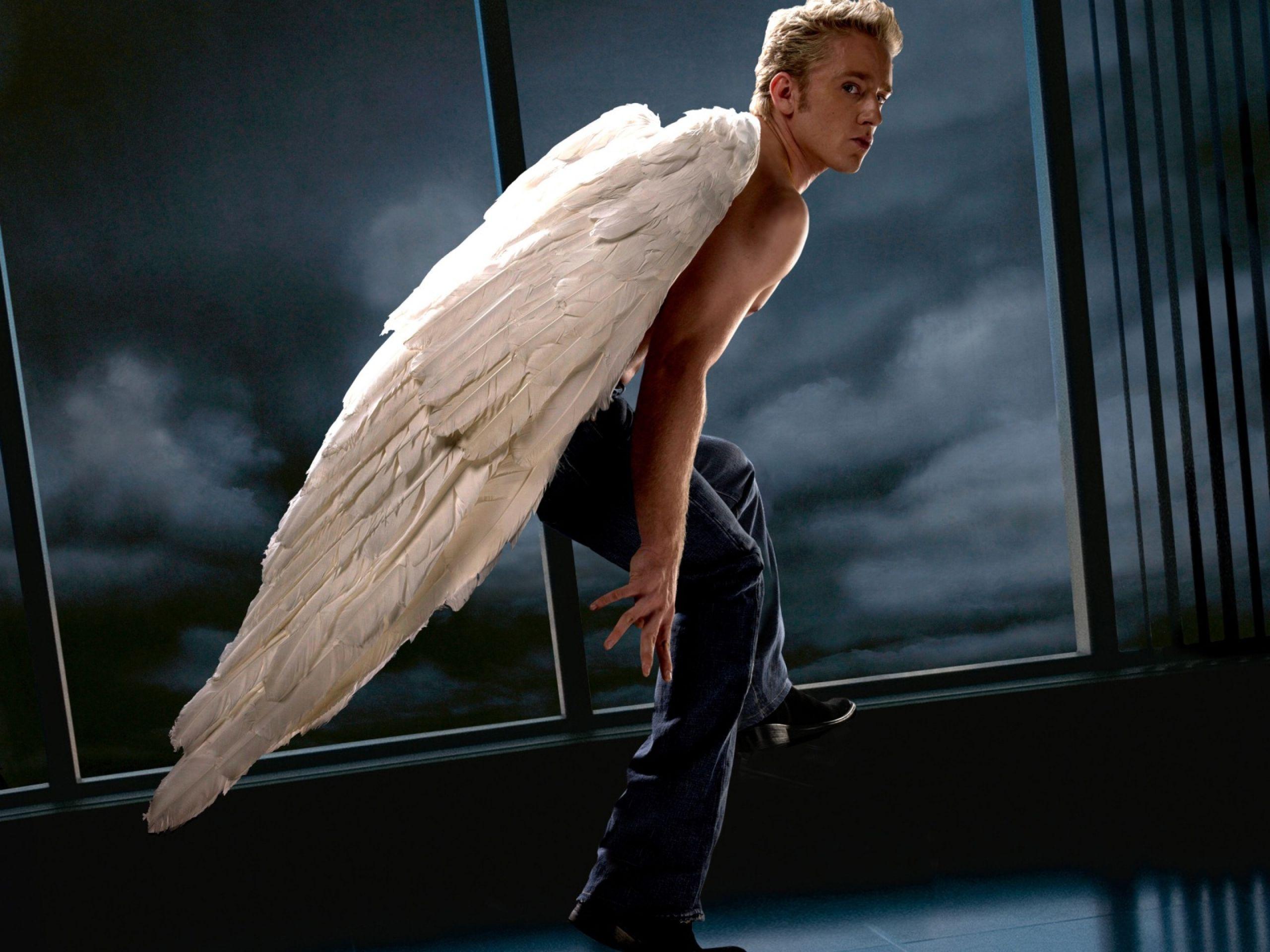 X Men Angel Promotional image of Angel