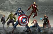 AoU Avengers EMH