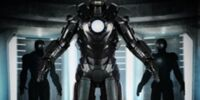 Iron Man armor (Mark XVIII)