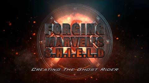 Creating the Ghost Rider – Forging Marvel's S.H.I.E.L.D.