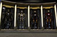 Hall of armor