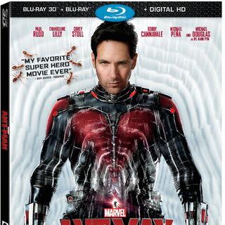 Ant-Man Blu-ray combo