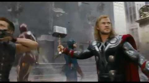 Marvel's The Avengers IMAX 3D TV Spot