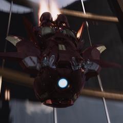 Mark VII deployed.