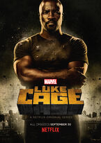 Luke Cage - Poster - August 8 2016