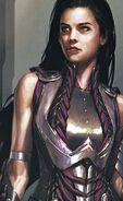 Thor Concept Art - Sif 002
