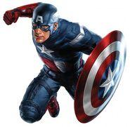 Captain America A4